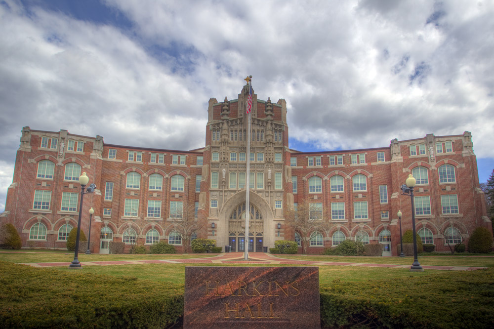 Harkins Hall